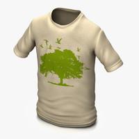 t shirt 3d 3ds