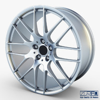 Style 359M wheel silver Mid Poly