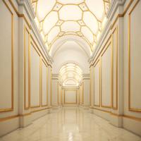 hallway realistic max