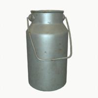 3d watercontainer industry model