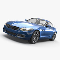 3ds max bmw z4