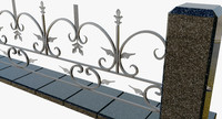 forged fence dxf free