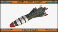 3d max aristotle smart missile