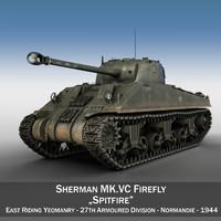 M4 Sherman Firefly MK VC