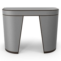 3d model flexform - amos table