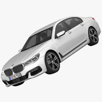 BMW 7-series M Sport package 2016
