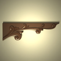 3d model furniture decore
