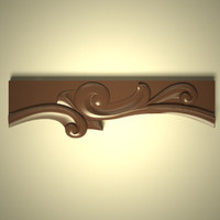 furniture decore 3d model