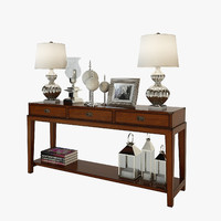 max eichholtz military console table