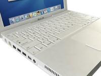3d model ibook g4