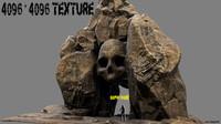 blend skull cave