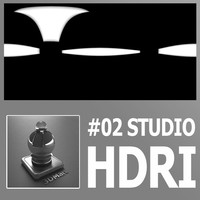 HDRI Map Studio #02