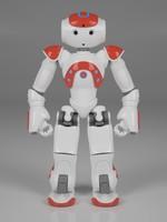 3d robot nao model