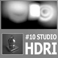 HDRI Map Studio #10