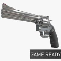 44 Magnum 629 Classic Revolver (Game Ready)