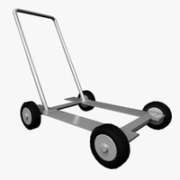 cart fbx free