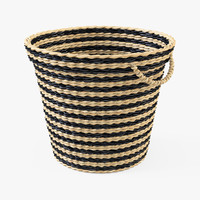 wicker basket ikea maffens max