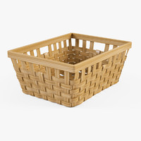 wicker basket ikea knarra max