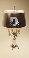 lampe charles 2601 3d model