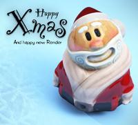 wOHOHden Santa
