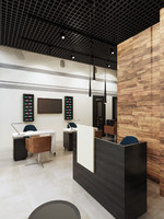 Hair & Beauty salon interior 2