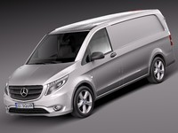 Mercedes-Benz Vito Panel Van 2016