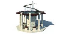 fountain shadirvan 3d max
