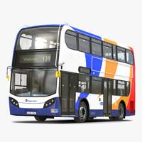 3ds max bus enviro400