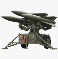 Hawk Missile Launcher