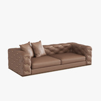 seaters sofa turner iconic 3d max