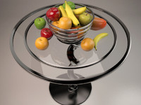 max fruit bowl table