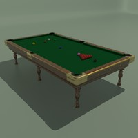 snooker table pack max