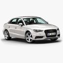 Audi A3 3D models