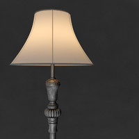 chiaro floor lamp 3d model