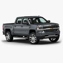 pick-up truck 3D models