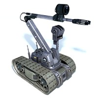 bomb disposal robot max