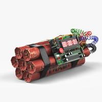 dynamite bomb max