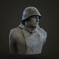 max soldier monument