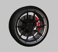 Wheel Adv.1 5.0 Trackspec