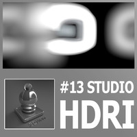 HDRI Map Studio #13