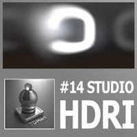 HDRI Map Studio #14