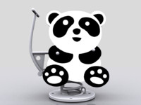 panda spring rider 3d 3ds