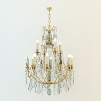 vaughan cage chandelier max