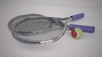 maya ball racket