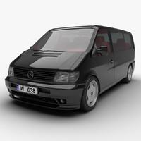 1995 Mercedes-Benz Vito