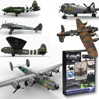 World War II Bomber, Cargo, and Transport Collection