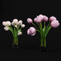 3ds max tulip