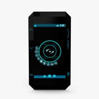 concept cellphone max