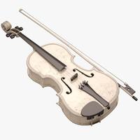 3d model of viola