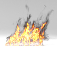 Cycles Quick Rendering Fire 1